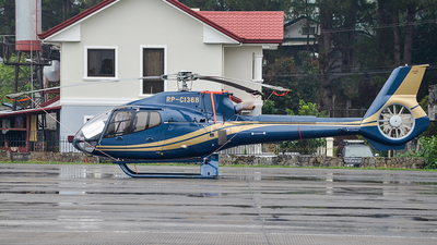 RP-C1368 - Eurocopter EC 130B4 - Private