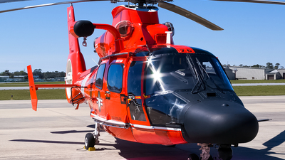6576 - Aérospatiale MH-65D Dolphin - United States - US Coast Guard (USCG)