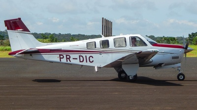 PR-DIC - Beechcraft G36 Bonanza - Private