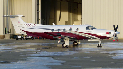 N153LG - Pilatus PC-12/47E - Private