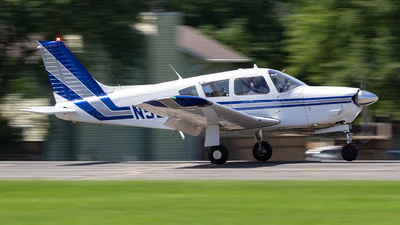N55423 - Piper PA-28R-200 Cherokee Arrow - Private