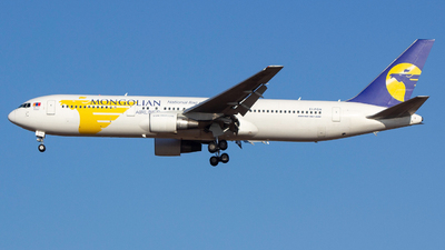 A picture of EIFGN - Boeing 7673BG(ER) - MIAT Mongolian Airlines - © sseca