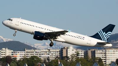 F-HBIS - Airbus A320-214 - TAP Air Portugal (Aigle Azur)