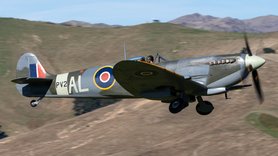 ZK-SPI - Supermarine Spitfire Mk.IX - Private