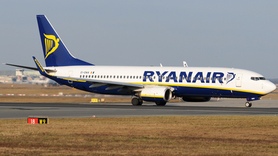 EI-DWA - Boeing 737-8AS - Ryanair