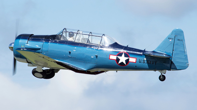 N35CE - North American T-6G Texan - Private