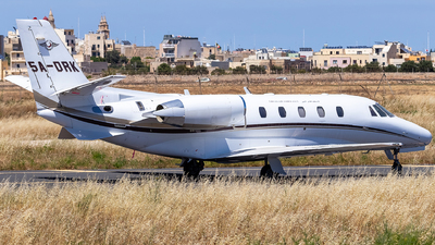 5A-DRK - Cessna 560XL Citation XLS - Libyan Air Ambulance