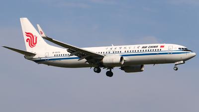 B-5570 - Boeing 737-89L - Air China