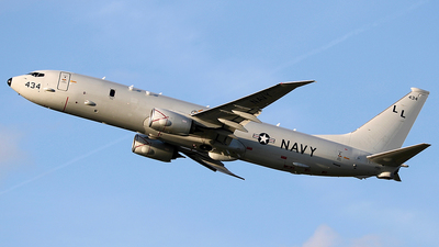 168434 - Boeing P-8A Poseidon - United States - US Navy (USN)