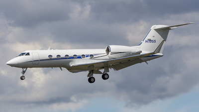HI1055 - Gulfstream G-IV(SP) - Private