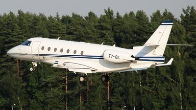 T7-OIL - Gulfstream G200 - Private