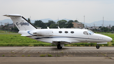 A picture of CGRRD - Cessna 510 Citation Mustang - [5100232] - © MUMBO