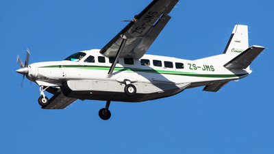 ZS-JMS - Cessna 208B Grand Caravan - Private