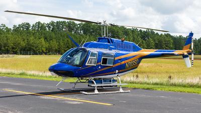 N703SD - Bell 206B JetRanger III - Private