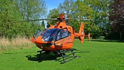 D-HZSG - Eurocopter EC 135T2 - Germany - Luftrettung