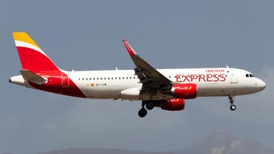 EC-LYM - Airbus A320-216 - Iberia Express