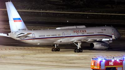 RA-64520 - Tupolev Tu-214PU - Rossiya - Special Flight Squadron