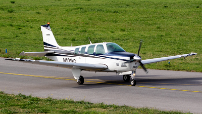 N101KG - Beechcraft B36TC Bonanza - Private