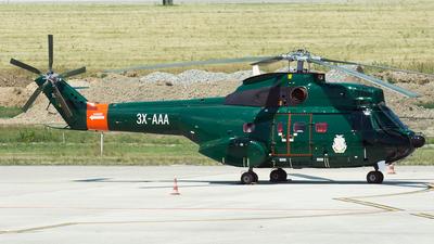 3X-AAA - IAR-330L Puma - Guinea - Air Force
