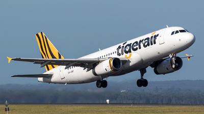 VH-VNF - Airbus A320-232 - Tigerair Australia