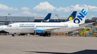 CC-DAN - Boeing 737-3Q8 - One Airlines