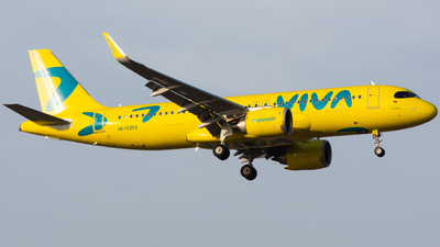 A picture of HK5353 - Airbus A320251N - Viva Air - © Aldo Martinelli