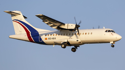 EC-ISX - ATR 42-300(F) - Swiftair