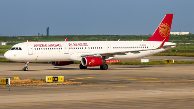 B-8459 - Airbus A321-231 - Juneyao Airlines