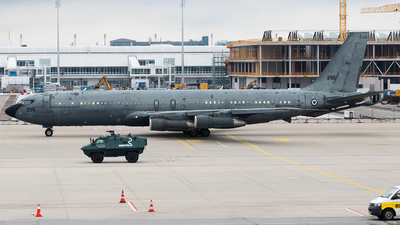 295 - Boeing 707-366C - Israel - Air Force