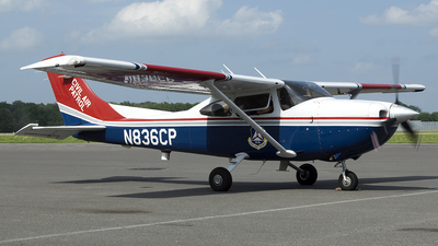N836CP - Cessna 182T Skylane - United States - US Air Force Civil Air Patrol