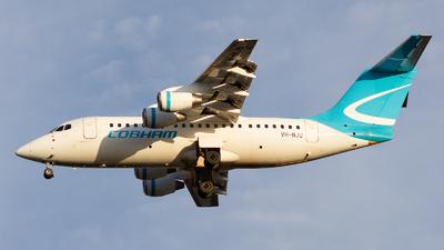 VH-NJU - British Aerospace Avro RJ85 - Cobham Aviation Services Australia