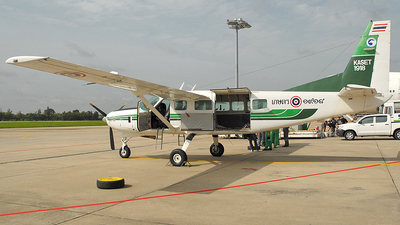 1918 - Cessna 208 Caravan - Thailand - Bureau of Royal Rainmaking and Agricultural Aviation (KASET)