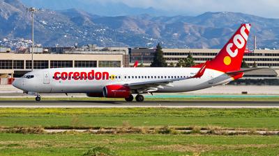PH-CDH - Boeing 737-86J - Corendon Dutch Airlines