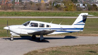 I-AZRO - Piper PA-28RT-201T Turbo Arrow IV - Aero Club - Verona