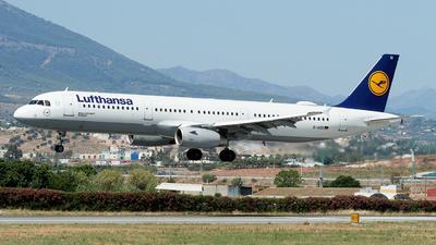 D-AISI - Airbus A321-231 - Lufthansa