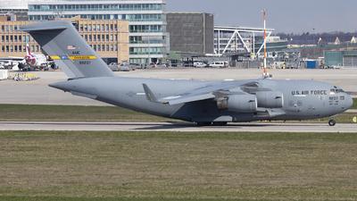 09-9207 - Boeing C-17A Globemaster III - United States - US Air Force (USAF)