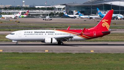 B-5859 - Boeing 737-87L - Shenzhen Airlines