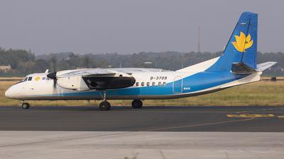 B-3709 - Xian MA-60 - Joy Air