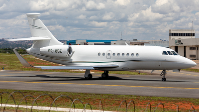 A picture of PROBE - Dassault Falcon 2000LX - [179] - © brasiliaspotter