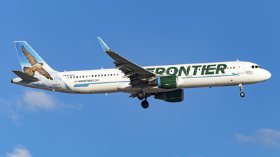 N710FR - Airbus A321-211 - Frontier Airlines