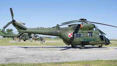 0615 - PZL-Swidnik W3PL Gluszec - Poland - Army