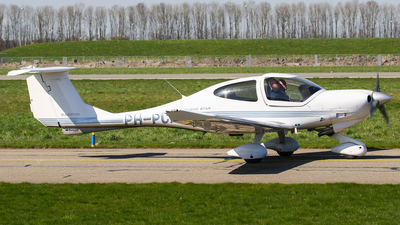 PH-PCA - Diamond DA-40D Diamond Star TDI - Private