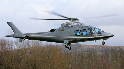 A picture of GORCD - Agusta A109S Grand - [22009] - © Brian T Richards