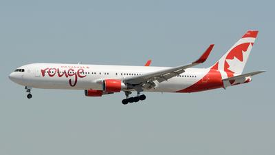 C-FIYA - Boeing 767-33A(ER) - Air Canada Rouge