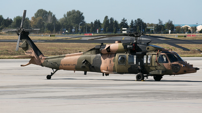 14309 - Sikorsky S-70A-28 Blackhawk - Turkey - Army