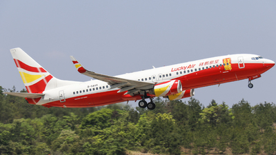 B-5449 - Boeing 737-808 - Lucky Air