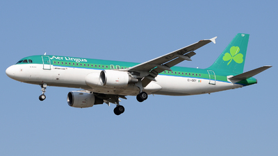 A picture of EIDEF - Airbus A320214 - Aer Lingus - © David Oates