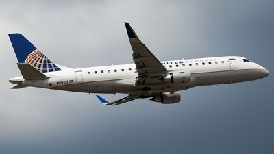 N89313 - Embraer 170-200LR - United Express (Mesa Airlines)