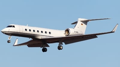 D-ADCL - Gulfstream G550 - DC Aviation