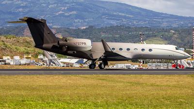 N727PR - Gulfstream G-V - Private